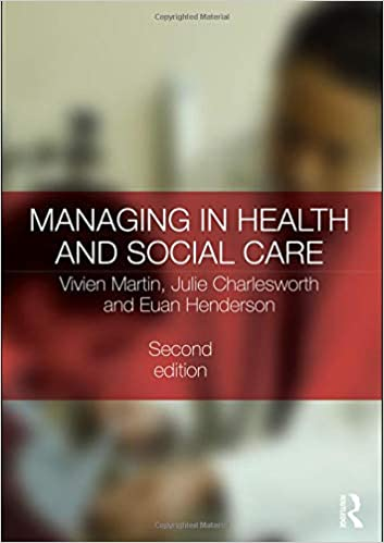 Euan Studies In Design | Managing In Health And Social Care Amazon De Vivien Martin Julie