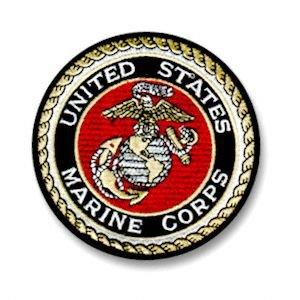 Seal United Marine Corps States (Marine Corps Patches UNITED STATES MARINE CORPS SEAL 4