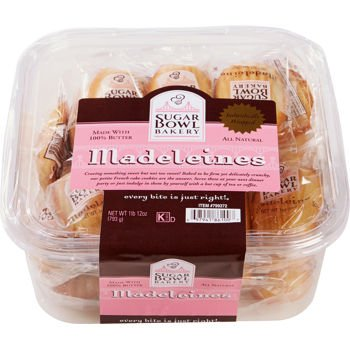 Sugar Bowl Bakery Madeleines Cake Cookies, 1 oz, 28 count by Free Shipping Tigers