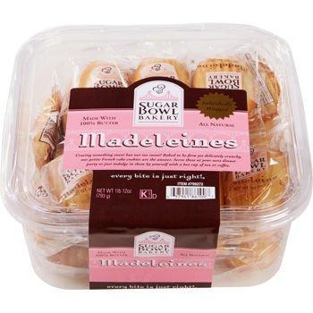 Sugar Bowl Bakery Madeleines Cake Cookies, 1 oz, 28 - Sugar Bakery Cookies