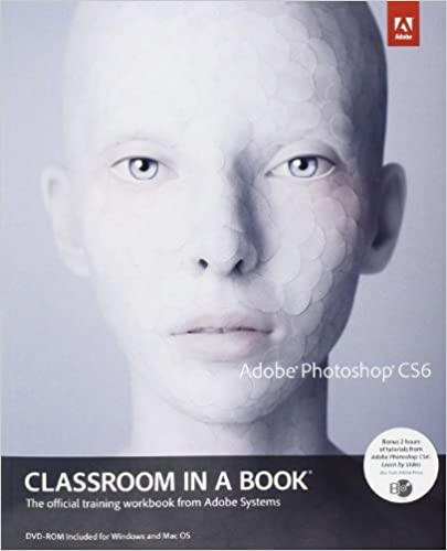 Adobe Photoshop Classroom In A Book Dvd
