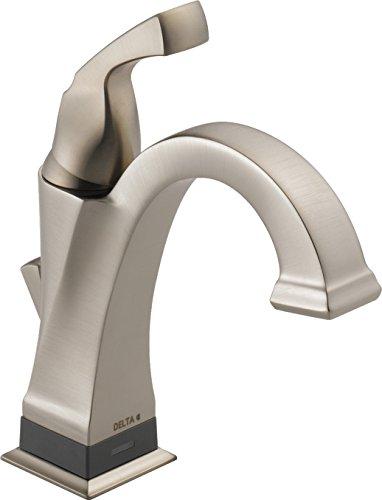 delta dryden single handle faucet - 6