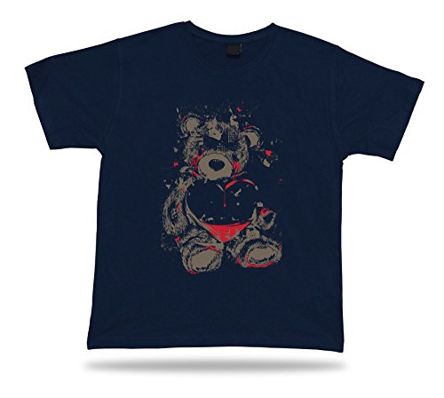 teddy-bear-crying-heart-love-care-stylish-tshirt-tee-shirt-vector-birthday-gift