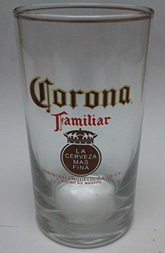 Corona Familiar Glass Set of - Glasses Corona