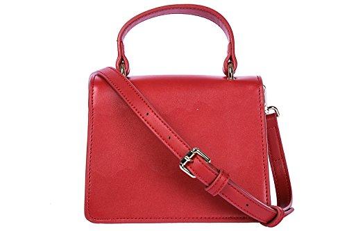 Love Moschino borsa donna a mano tracolla nuova originale rosso