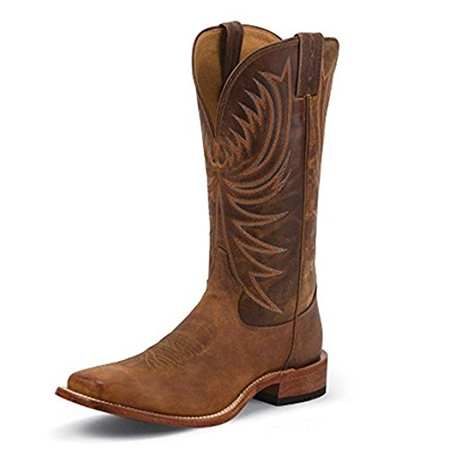 Tony Lama Men's Bingham Cognac 11