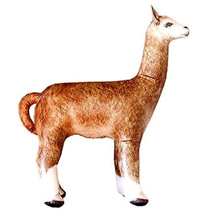 Amazon.com: Llama hinchable de 29.9 in de alto.: Toys & Games