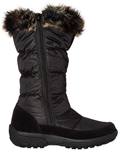 Spring Step Womens Svanire Snow Boot Nero