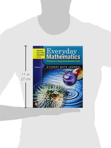 Everyday Mathematics: Student Math Journal : Common Core State ...