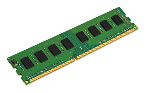 Kingston ValueRAM 8 GB 1600MHz DDR3 (PC3-12800) Non-ECC CL11 240 Pin DIMM Motherboard Memory (KVR16N11/8)