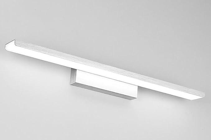 Illuminazione bagno impermeabile e anti nebbia specchio della luce