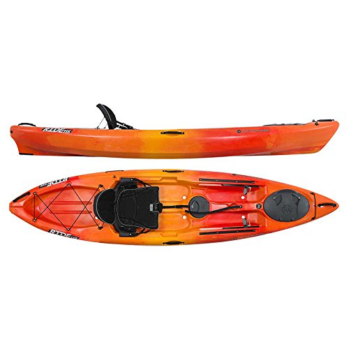 Wilderness Systems Ride 115X Max Kayak – Mango Review