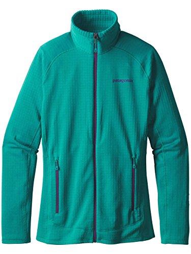 true Zip Jacket teal R1 Patagonia Full Women's fHwafqB