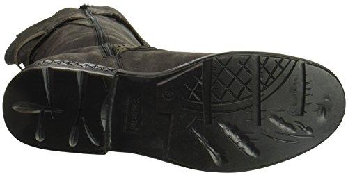 2 Labbra Troppo Womens Anche Ranger Fashion Boot Black