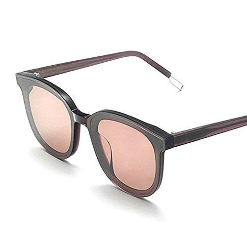 de vacaciones Fiesta de de de conducción de sol Gu de sol agraciadas de gato de lente Gafas Rosado resina mujer Marco Gafas Color acetato de Ojos Protección Rosado fibra Peggy UV wRpKOqIO