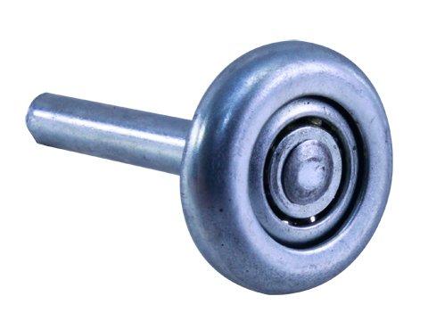 - Door Roller, 2 in Door, Steel, PK4