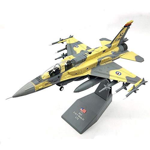 F-16 Block-52 1/72 diecast Plane Model Aircraft ()
