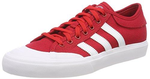 Rojo escarl Matchcourt 000 Gimnasia De Zapatillas gum4 ftwbla Adidas Niños Unisex xpYq6UwO