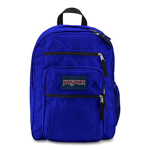 JanSport Big Student Backpack - Regal Blue - Oversized