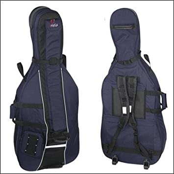 Amazon.com: FUNDA VIOLONCHELO 4/4 CON RUEDAS REF.LBS: Musical Instruments