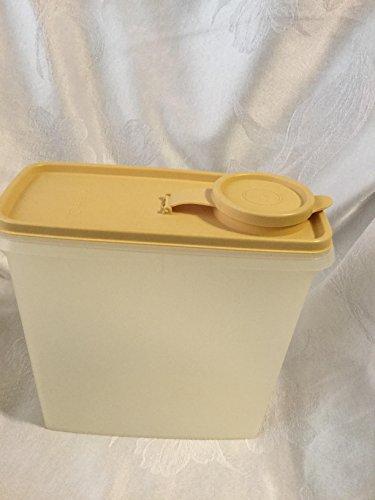 tupperware cereal keeper lid - 9