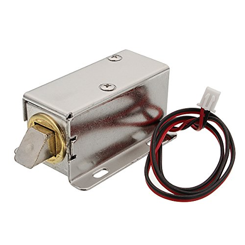 New 12V Stainless Steel Electronic Access Control Lock for Cabinet Drawer Safety Box