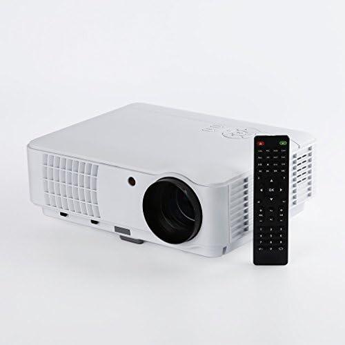 LESHP RD-804 - LED Proyector Cine en Casa Multimedia Home Cinema ...