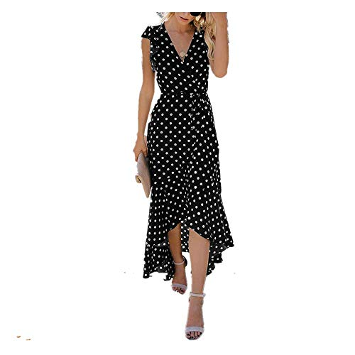039f9f33147d WOCACHI Womens Maxi Dresses Summer Sexy Boho Long Evening Party Dress Beach  Sundress Back Hollow Out