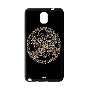Cool Dragon Protective Gel Rubber Back Fits Cover Case for SamSung Galaxy Note 3