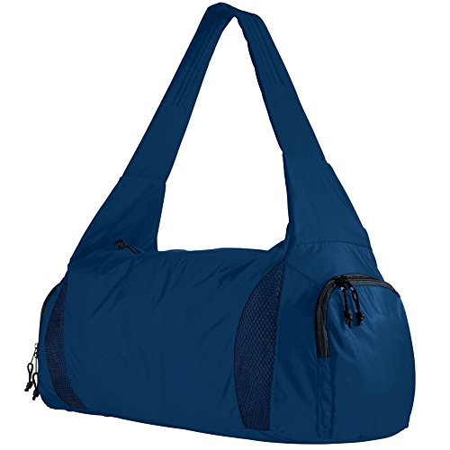 Augusta Sportswear COMPETITION BAG WITH SHOE POCKET OS NAVY