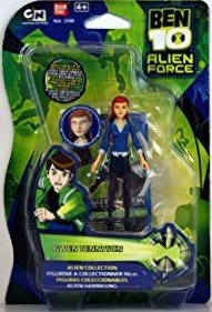 Ben 10 Alien Force 4 Inch Action Figure Gwen Tennyson