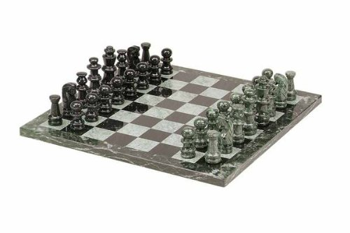 CHH Imports 16 Inch Marble Chess Set from CHH