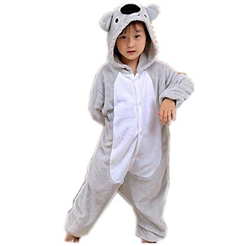 Kids Gray Koala Animal Costume - Childrens Plush