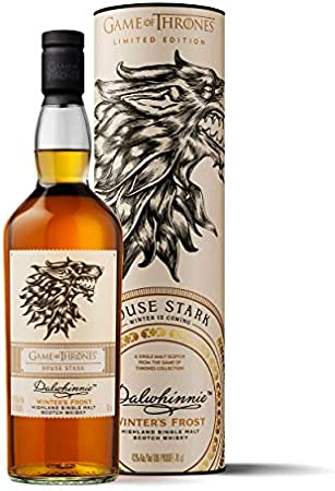 Game Of Thrones Single Malt Whisky Collection (Limited Edition, 8x 70cl)