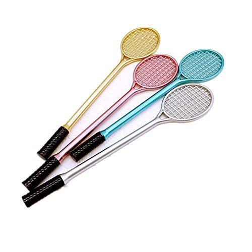 Schoolsupply 4pcs Creative badminton rac - Racket Type Shopping Results