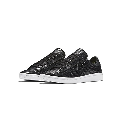 Converse CONS Pro Leather LP Scaled Scarpe da Donna Sneaker,Nero 38