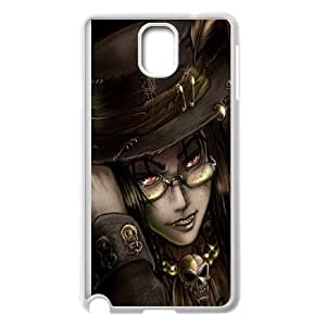 Hellsing Samsung Galaxy Note 3 Cell Phone Case White 91INA91545886