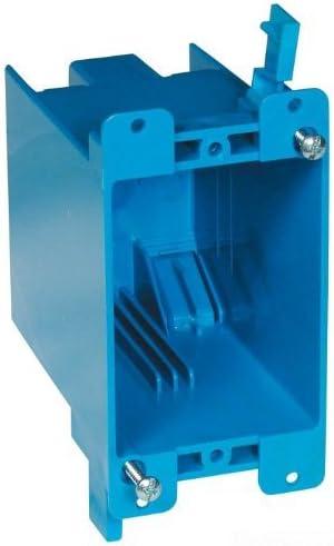 Carlon B120R caja electrica, soporte de pared, pvc: Amazon.es: Bricolaje y herramientas
