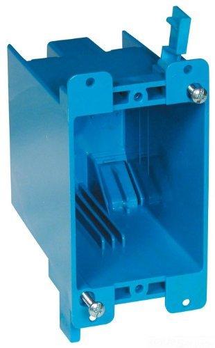 - Lamson B120R Carlon PVC Outlet Box, Pack of 3