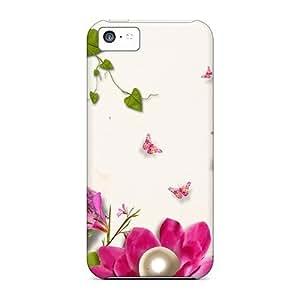 Hot Design Premium OudKFXN4718kpbsF Tpu Case Cover Iphone 5c Protection Case(sleep Baby Sleep)