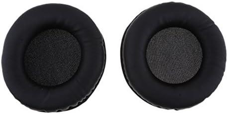 P Prettyia AKG K181 K181DJヘッドフォン用交換用イヤーパッドクッション
