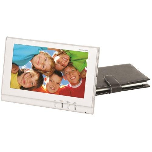 Portable Digital Photo Album with Album Case: Amazon.co.uk: Electronics
