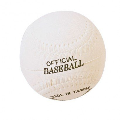 Training Baseballs Foam (Rubber Baseballs (1 Dozen) - Bulk by US Toy)