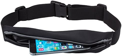 Moozy Cinturon Running, Riñonera Running Belt para Movil y ...