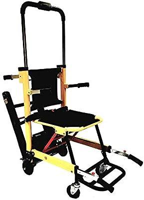 ST003A Silla con batería para evacuar escaleras, capacidad de peso 350 lbs: Amazon.es: Salud y cuidado personal