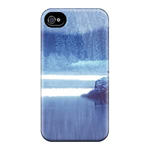 New AdB25498uQlb The Lake Winter Covers Cases For Iphone 6