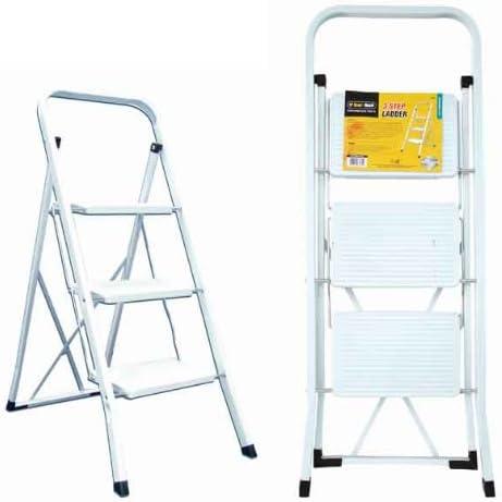 Tool Tech 68470 - Escalera plegable (3 peldaños): Amazon.es ...