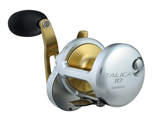 Shimano Talica 20 II Speed Leverdrag Big Game Offshore Seafishing Multiplier Trolling Fishing Reel, TAC20II Shimano Big Game Reel