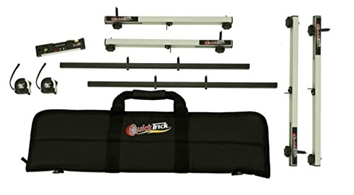 "Wheel Alignment QuickSlide Elite All 3 in One Caster, Camber & Toe - 13 - 22"" Wheels"
