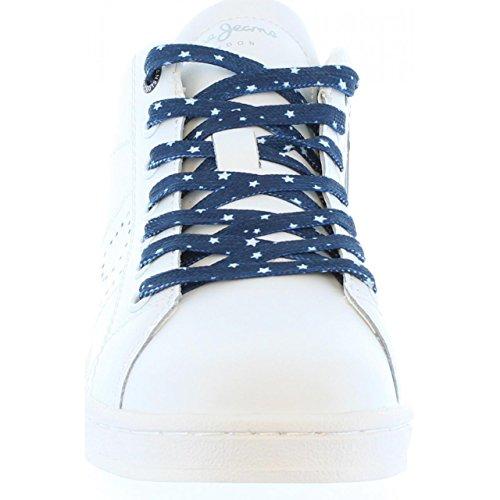 Pepe Fille et Boot PGS30212 Lane White Garçon 800 Bottines pour Jeans rw8qXIr